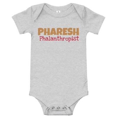 PHARESH Onesie (Multiple Colors)