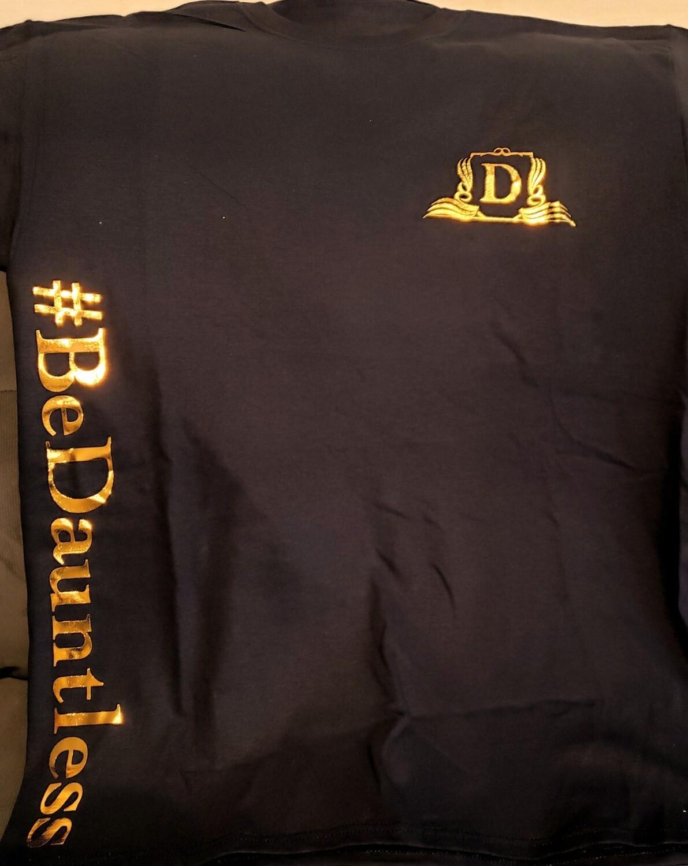 T-Shirt #BeDauntless (Black)