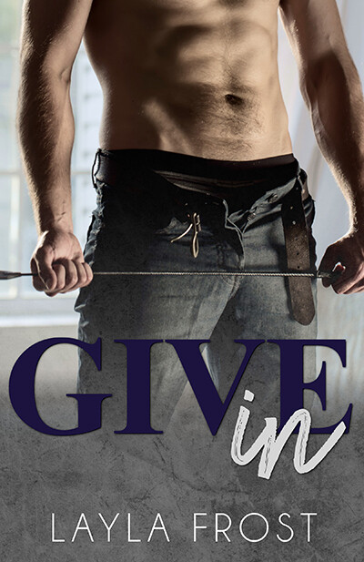 Give In Paperback