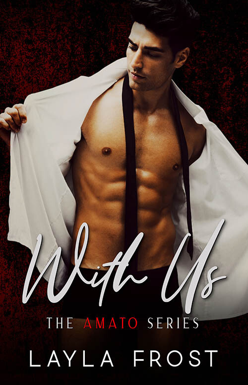 With Us (The Amato Series book 1) Paperback
