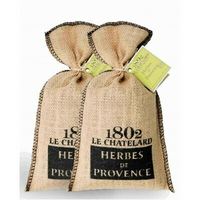 1802 Le Chatelard Herbes De Provence Herbs and Spice Bag - 150g