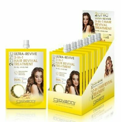 Giovanni Ultra-Revive 3-in-1 Hair Revival Treatment