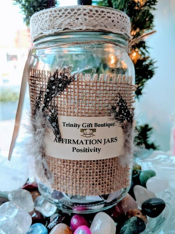 Affirmation Jar - Positivity