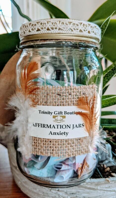 Affirmation Jar - Anxiety