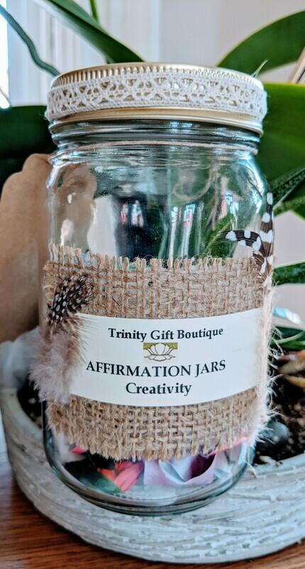 Affirmation Jar - Creativity
