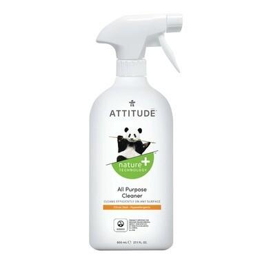 Attitude All Purpose Eco-Cleaner - Citrus Zest 800ml