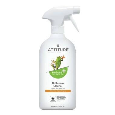Attitude Bathroom Eco Cleaner - Citrus Zest 800ml
