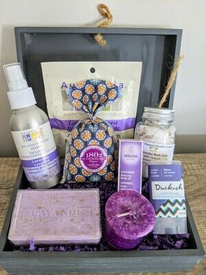 Lavender Box Set