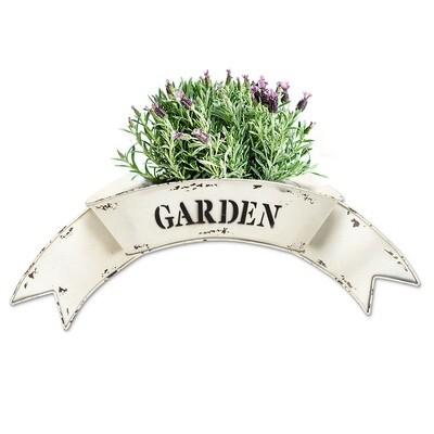 Garden Ribbon Wall Plater