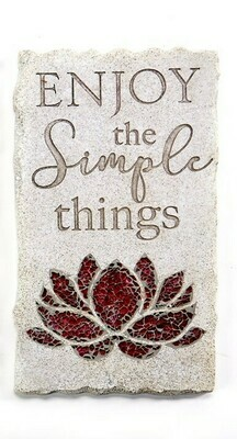 Stepping Stone -Enjoy the Simple Things