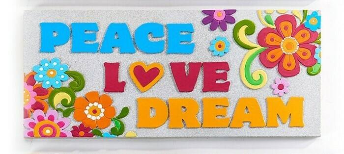 Stepping Stone - Peace, Love, Dream