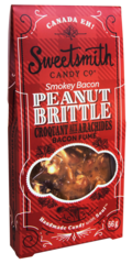 Sweetsmith Candy Co Smokey Bacon Peanut Brittle 56g