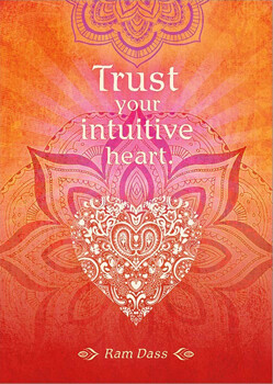 Greeting Card - Trust Your Intuitive Heart