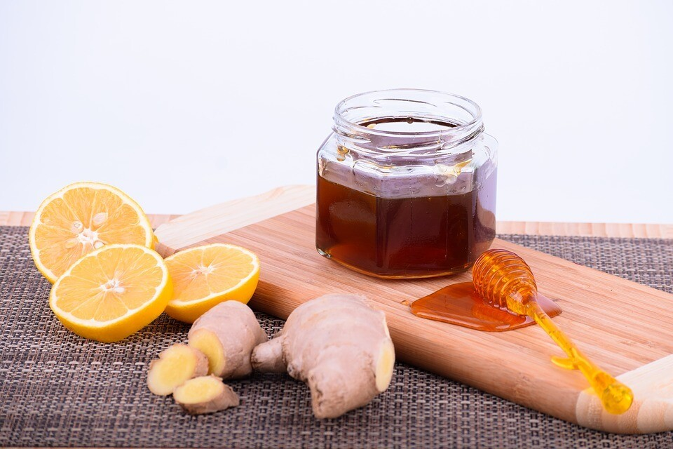 Tea Sampler - Lemon, Ginger and Manuka Honey