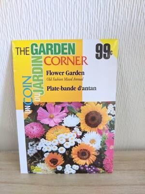 The Garden Corner - Flower Garden Seeds
