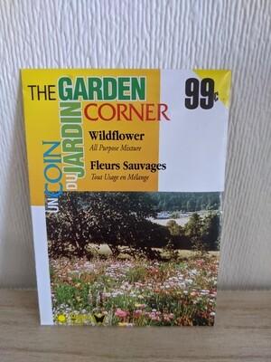 The Garden Corner - Wildflower Seeds (All purpose mixture);