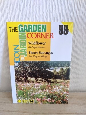 The Garden Corner - Wildflower Seeds