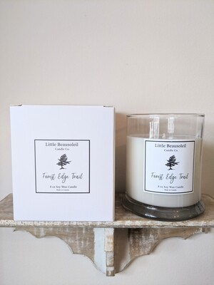 Little Beausoleil Candle Co - Forest Edga Trail