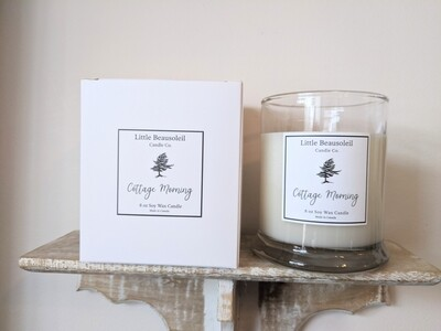 Little Beausoleil Candle Co - Cottage Morning