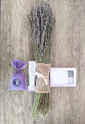 Lavender Bouquet Gudt Set