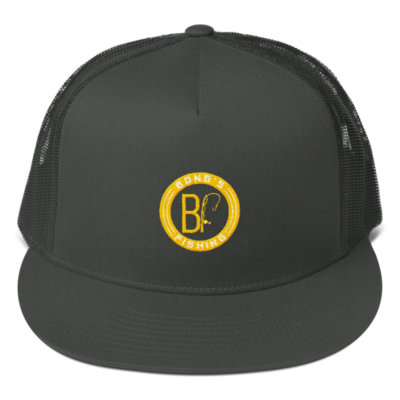 Gold Label Mesh Back Snapback