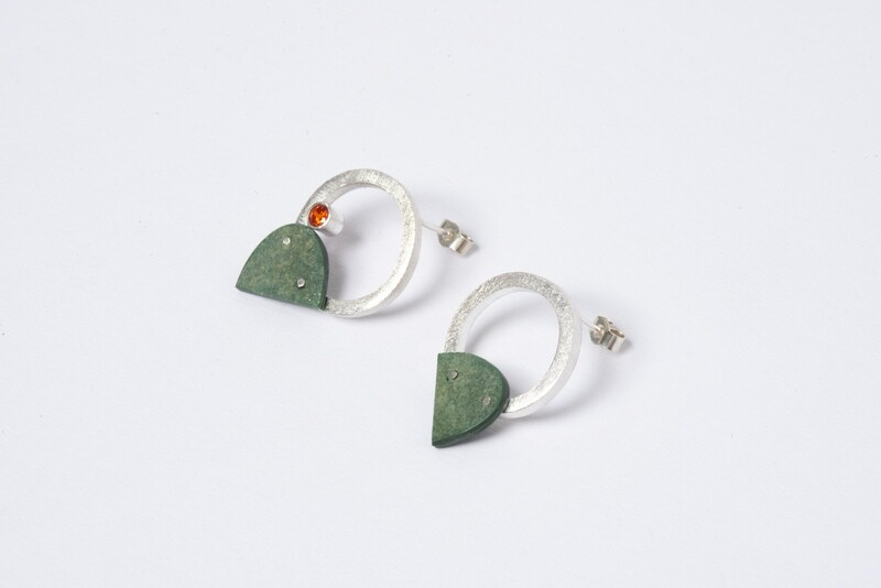 Found: Under the Mountain Earrings