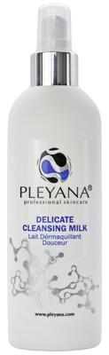 Молочко косметическое для деликатного очищения