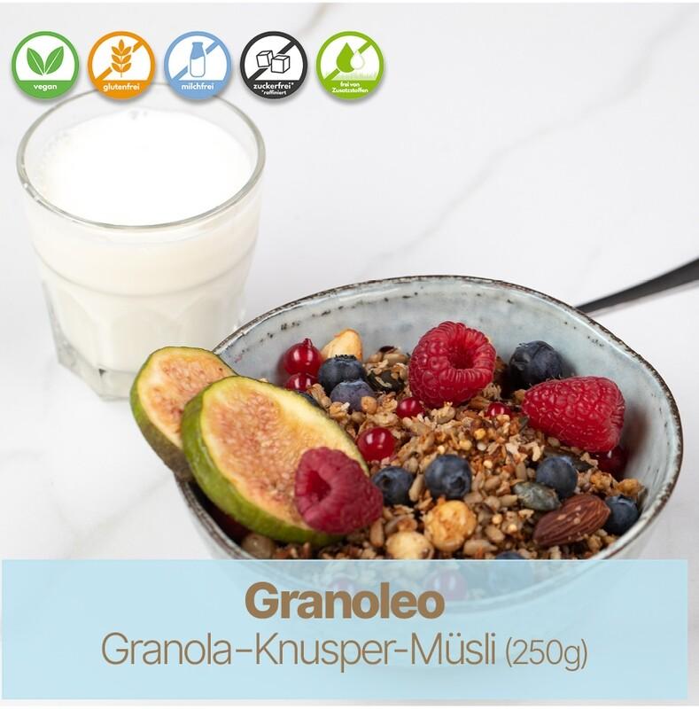 Granola-Knusper-Müsli