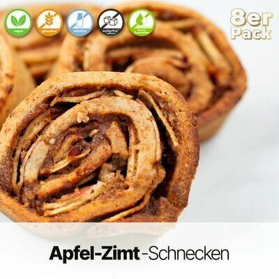 Apfel-Zimt-Schnecken - 8er Pack