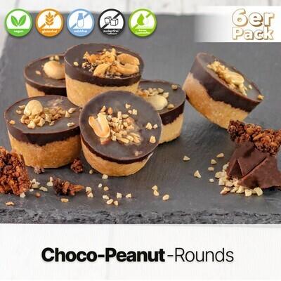 Choco-Peanut-Rounds – 6er Pack