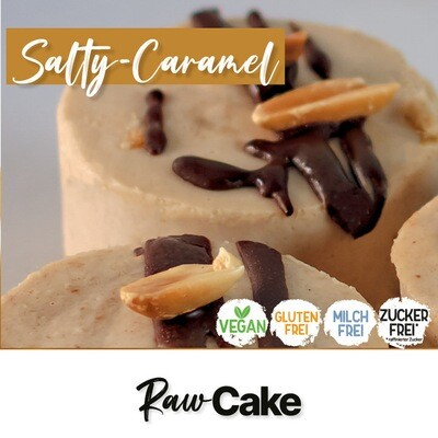RawCake Salty-Caramel-Peanut