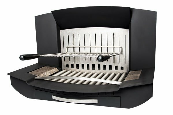 Grille de barbecue Insert ouvert Finoptim