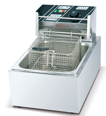 Economic 6 Ltr Electric Counter Top Deep Fat Fryer