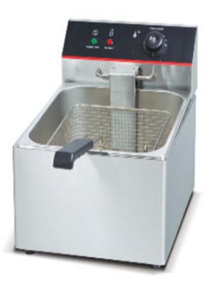 Premium 6 Ltr Counter Top Electric Deep Fat Fryer Single Tank