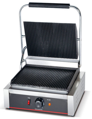 Panini Press Griller (Both Side Grooved)