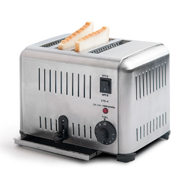 Bread Toaster 4 Slice Electric