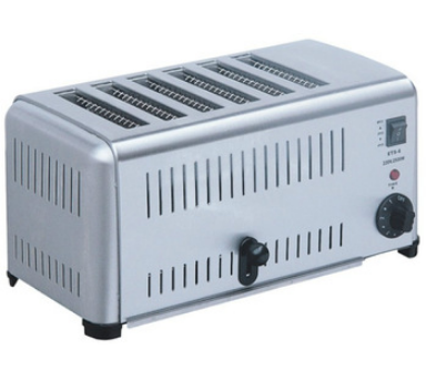 Bread Toaster 6 Slice  Electric