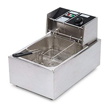Electric Deep Fat Fryer - Single Chamber