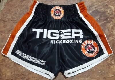 Tiger Kickboxing Thai Style Fight Shorts