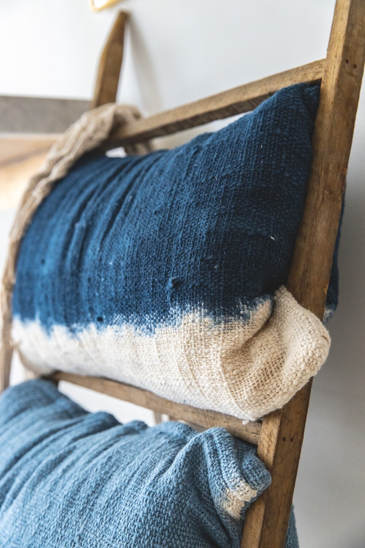 Handmade Bali Throw Pillow