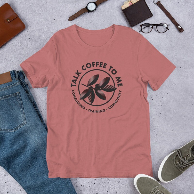 Summer Edition Talk Coffee to Me Tee