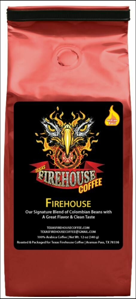 Firehouse (medium roast, 12oz)