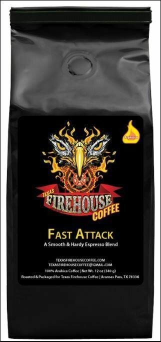 Fast Attack (Espresso, 12oz)