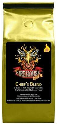 Chiefs Blend (Dark Roast, 12oz))