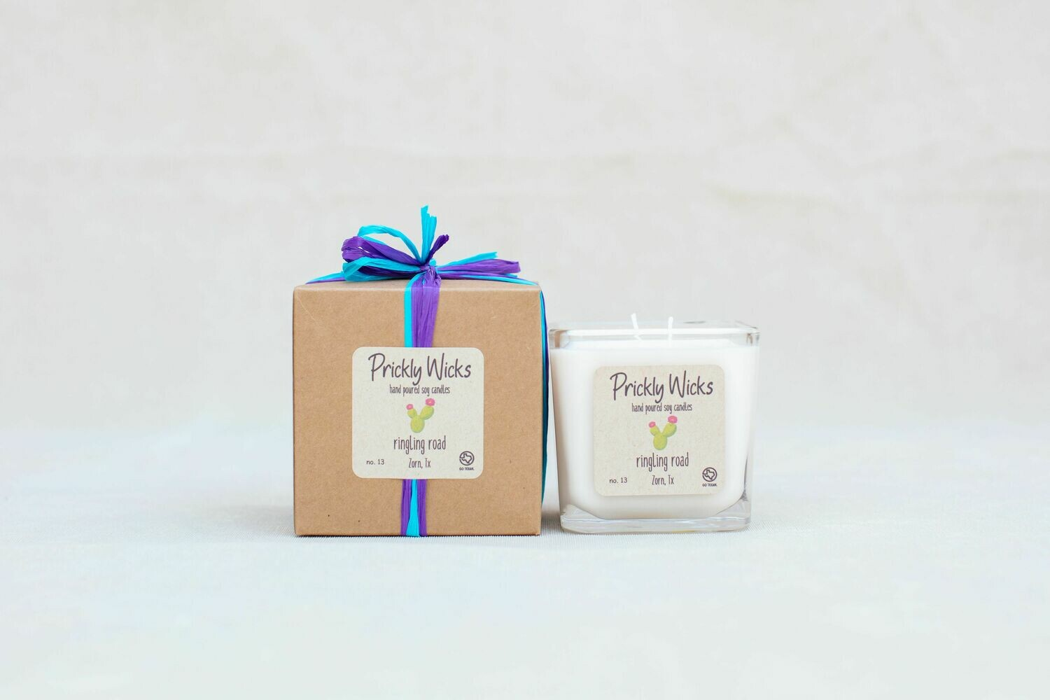 12 oz Soy Candle