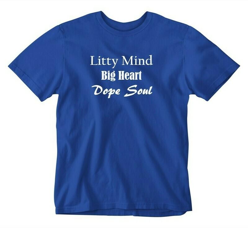 Mind Heart Soul Tee