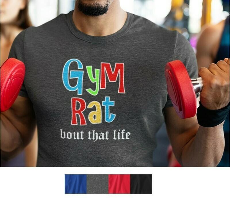 Gym Rat Tee