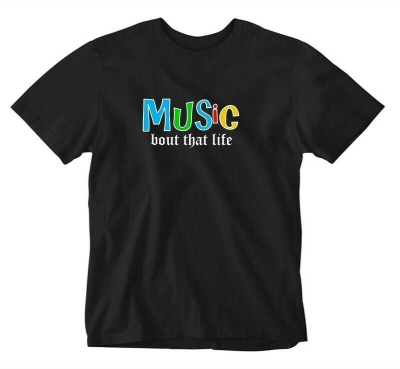 Kids Music Tee