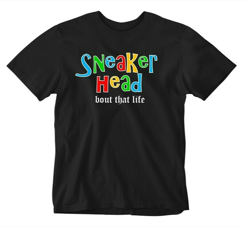 Kids Sneaker Head Tee