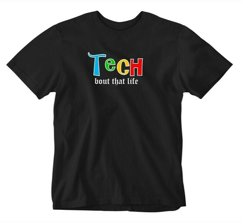 Kids Tech Tee